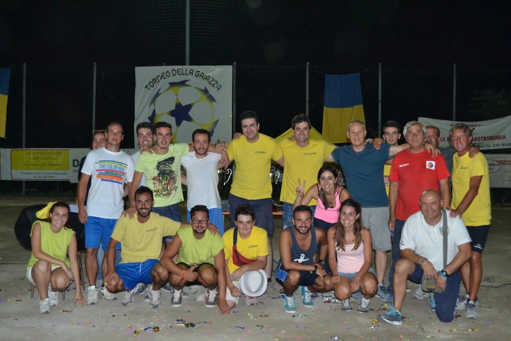 Staff torneo 2015